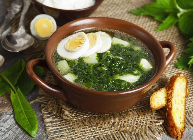 cdd shchavelevyy borshch depositphotos 102252034 - Sorrel soup: the recipe for spring first course