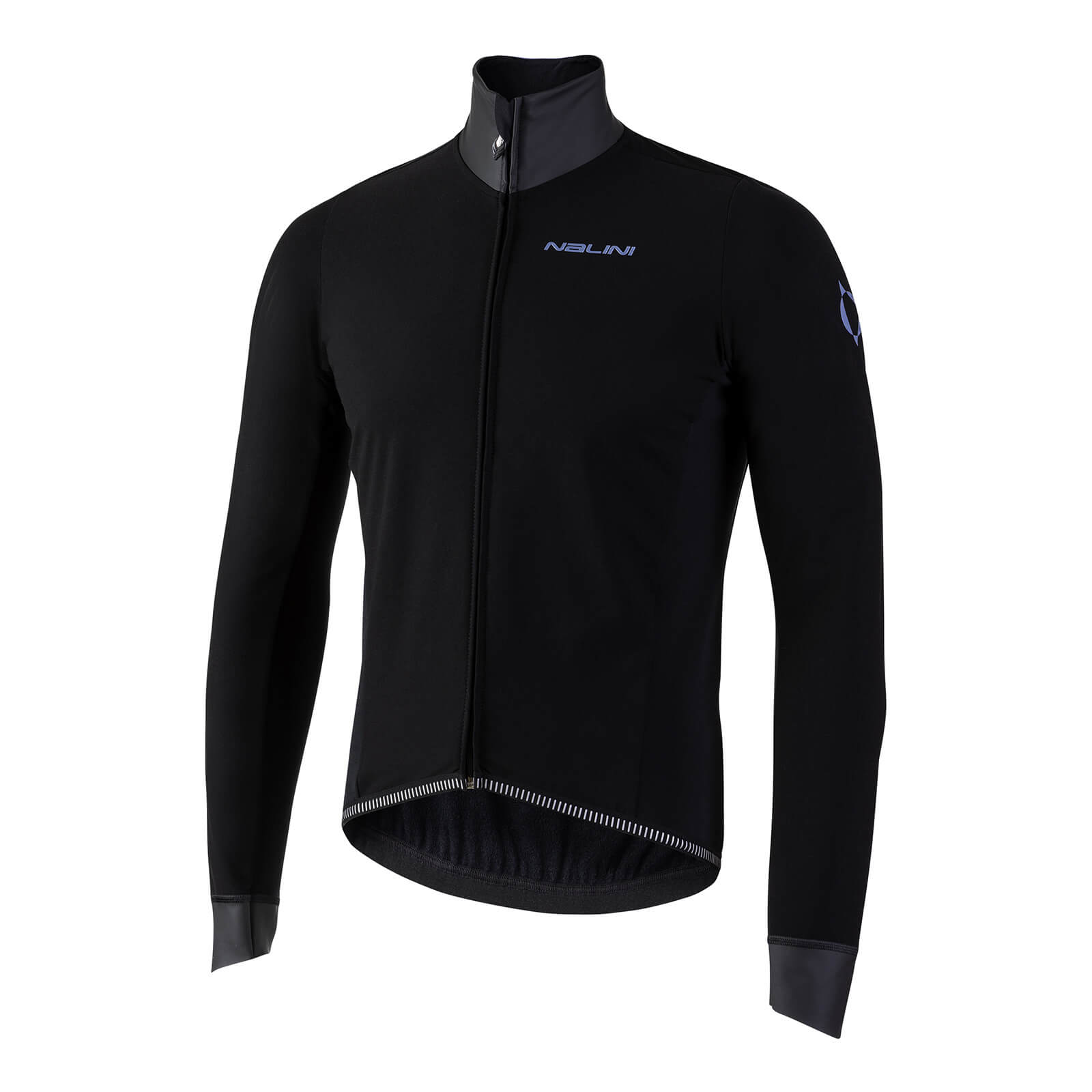 Nalini XWind 2.0 Wind Long Sleeve Jersey - Black