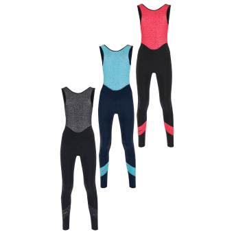 Santini Women's Coral Bib Tights