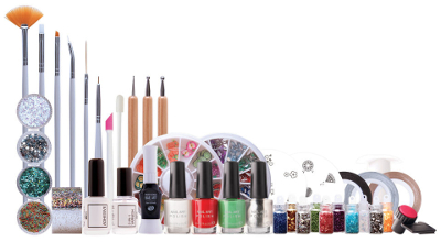 Rio Professional Artist Ultimate Nail Art Collection