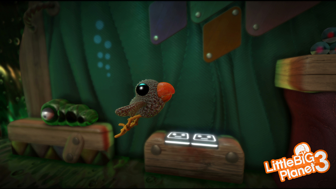 Little Big Planet 3 PS4 Zavvi