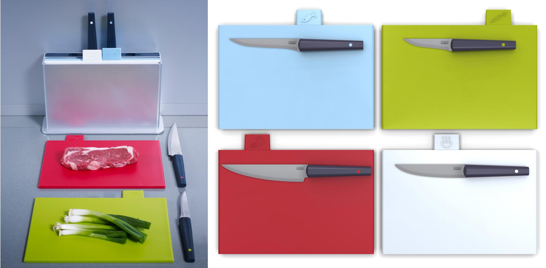Chefs Kitchen Knife Set
