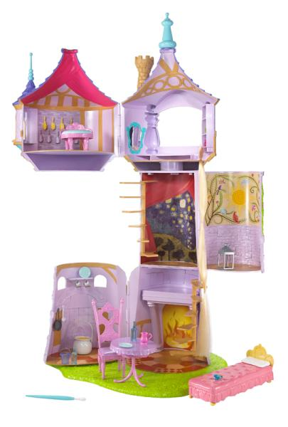 Disney Rapunzel CastleTower Toys