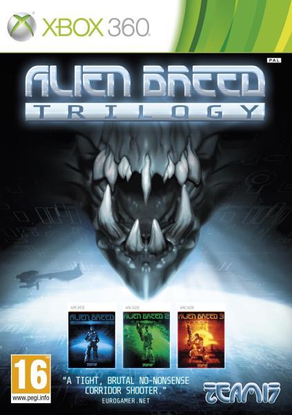 Alien Breed Trilogy Xbox 360