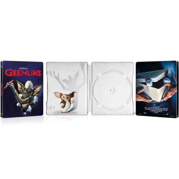 Gremlins Steelbook Exclusivo De Zavvi Edicin Limitada