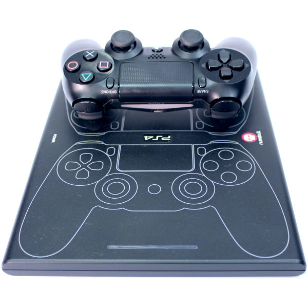 Official PS4 Wireless Charging Mat Games Accessories Zavvi