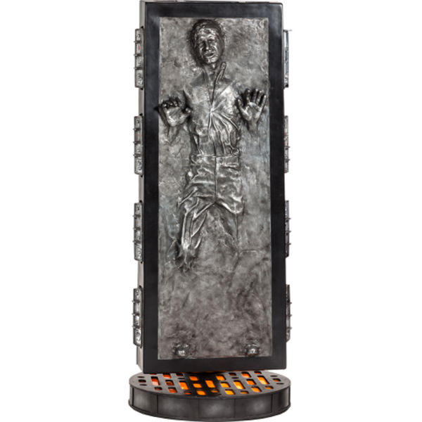 Sideshow Collectibles Star Wars Han Solo Carbonite Life