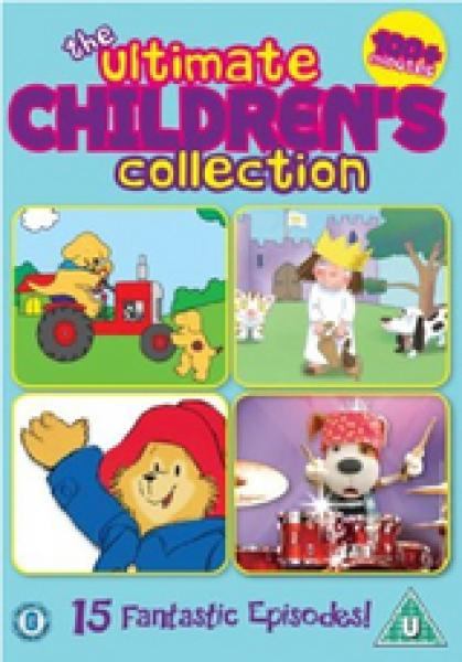 The Ultimate Children's Collection DVD | Zavvi.com