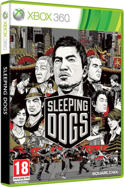 Sleeping Dogs Xbox 360 Zavvi