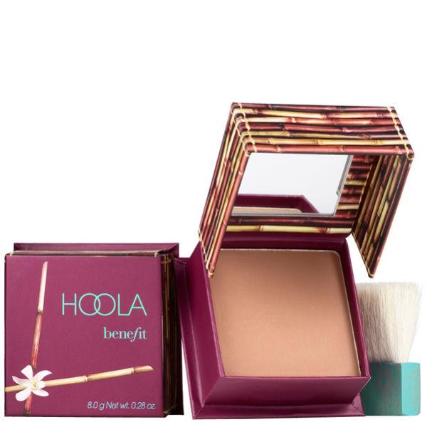Benefit Cosmetics Hoola 古銅胭脂蜜粉
