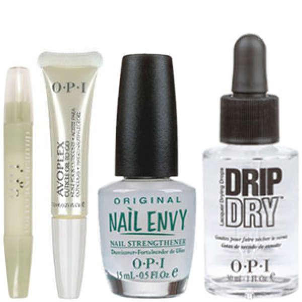 Opi The Natural Nail Set 4 Products Free Shipping