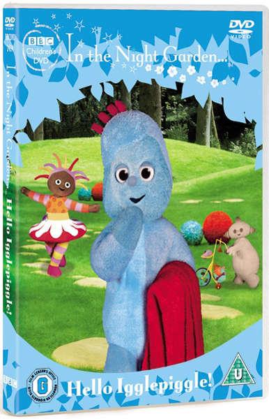 In The Night Garden Hello Igglepiggle DVD Zavvi