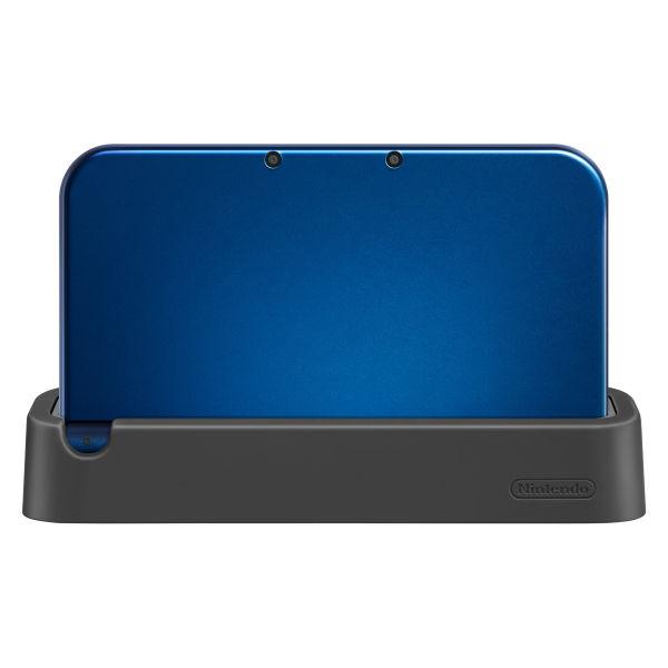 NEW Nintendo 3DS XL Black Charging Cradle Nintendo DS