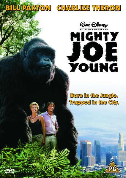 Mighty Joe Young 1998 DVD Zavvi