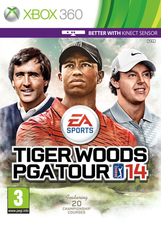 Tiger Woods PGA Tour 14 Xbox 360 Zavvi