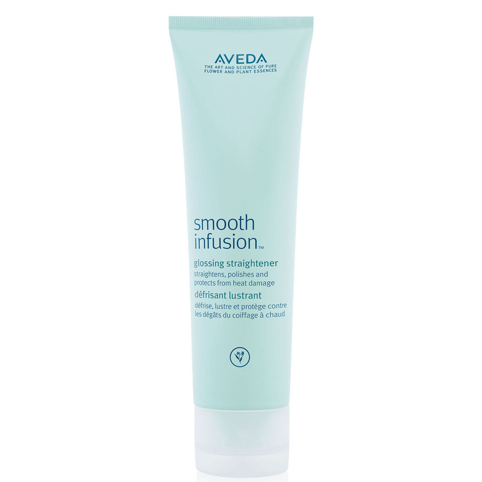 Aveda Smooth Infusion Glossing Straightener 125ml Free