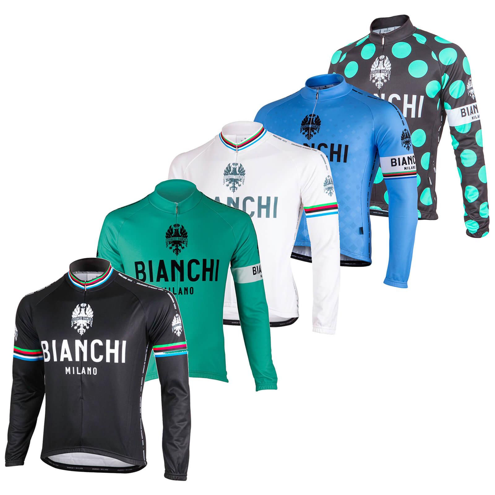 Bianchi Leggenda Long Sleeve Jersey