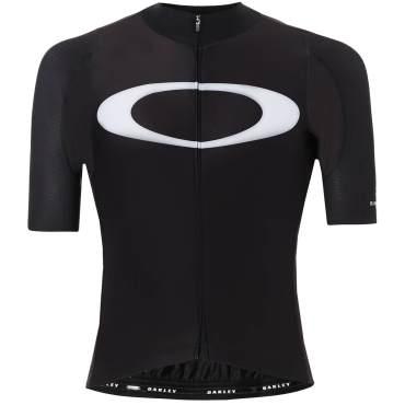 Oakley Men's Premium Branded Road Jersey - Blackout