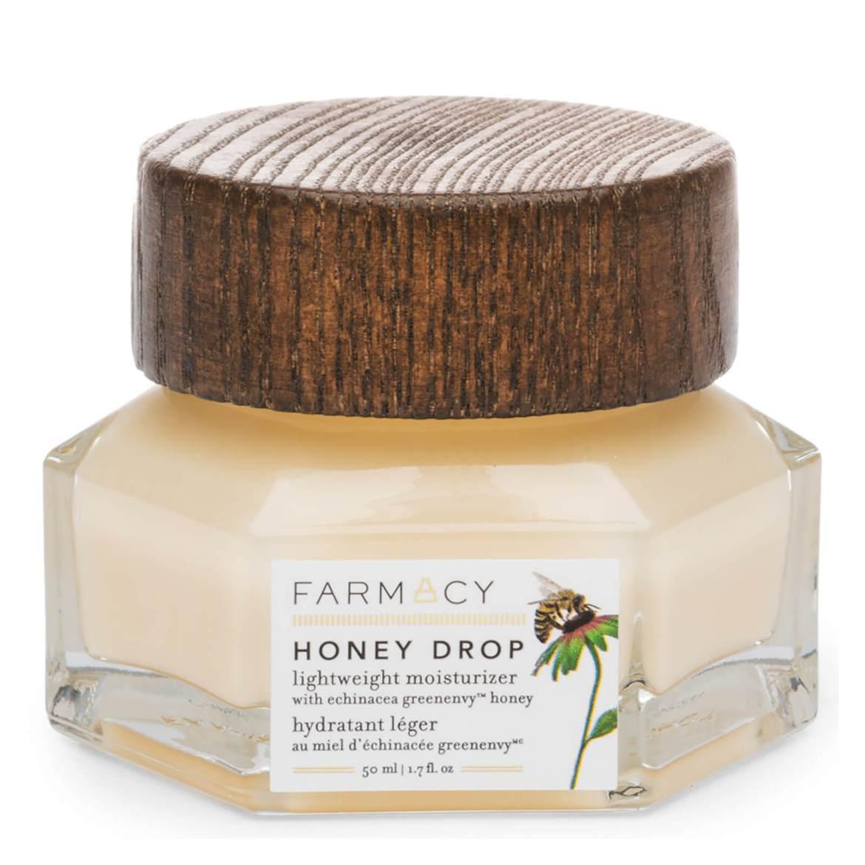 輕盈補水蜂蜜面霜