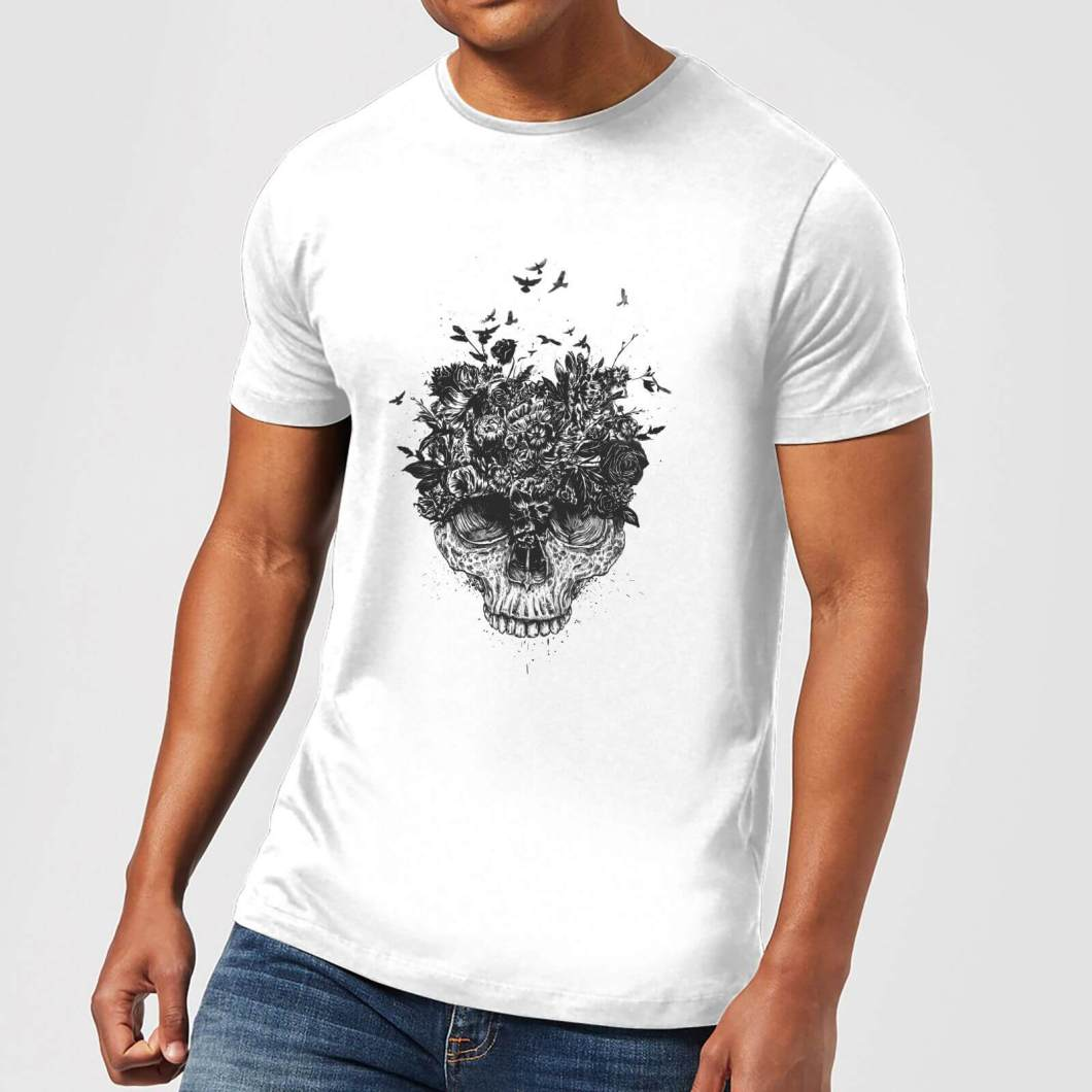 071155a666 Denim And Flower Mens T Shirts Flowers Healthy