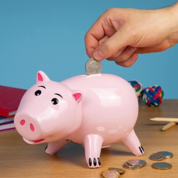 piggy bank # 7