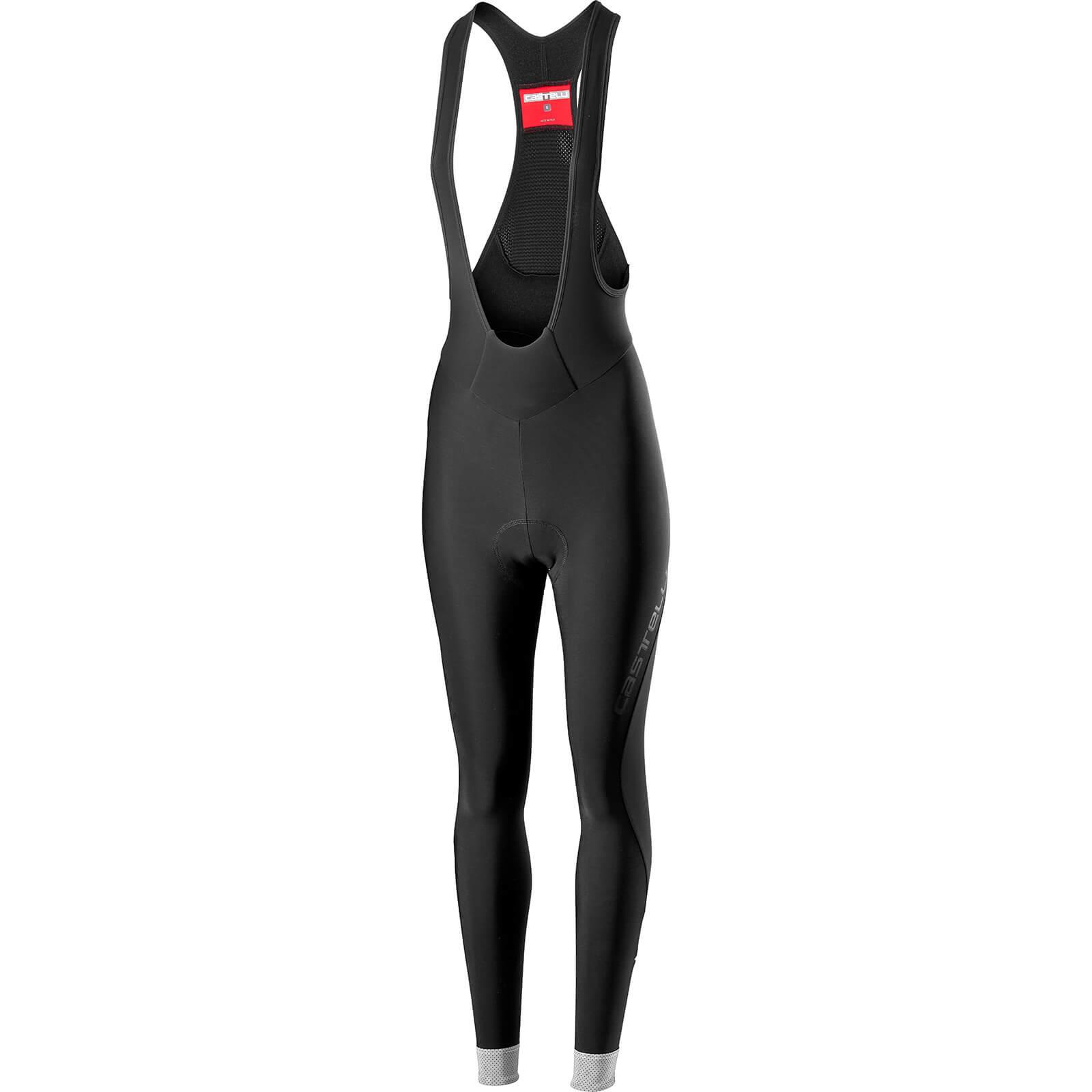 Castelli Women's Tutto Nano Bib Tights - Black