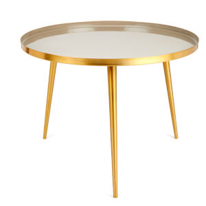 Broste Copenhagen Jelva Large Brass Table