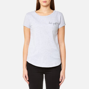 Maison Labiche Women's Bad Girl T-Shirt - Grey