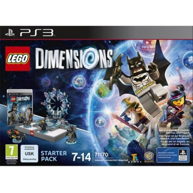 LEGO Dimensions  PS3 Starter Pack PS3   Zavvi LEGO Dimensions  PS3 Starter Pack