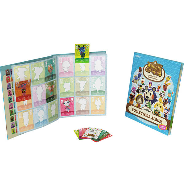 Animal Crossing Amiibo Cards Collectors Album Series 3