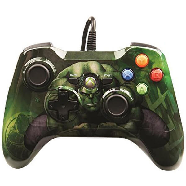 Marvel Avengers The Hulk Xbox 360 Controller Games