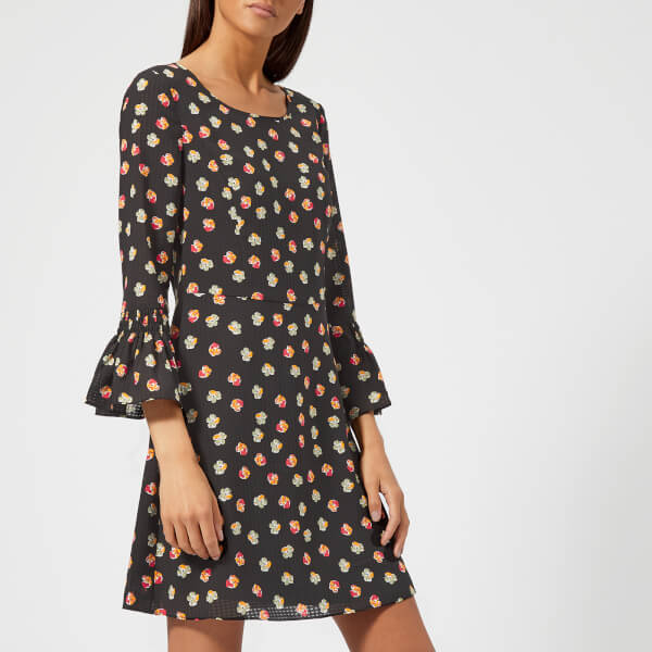 Armani Exchange Women's Floral Print Dress