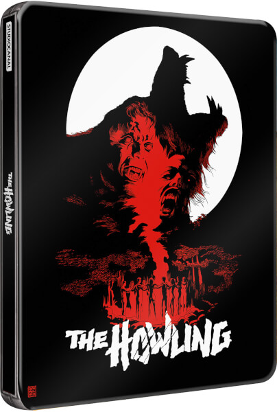 The Howling Zavvi Exclusive Limited Edition Steelbook