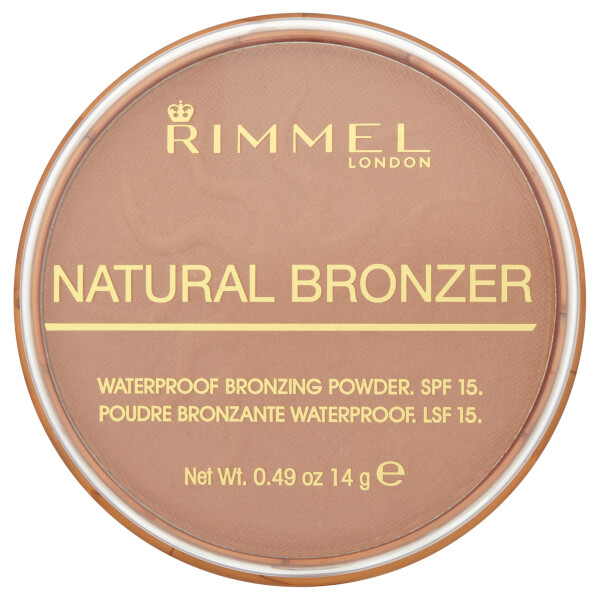 Image result for rimmel natural bronzer
