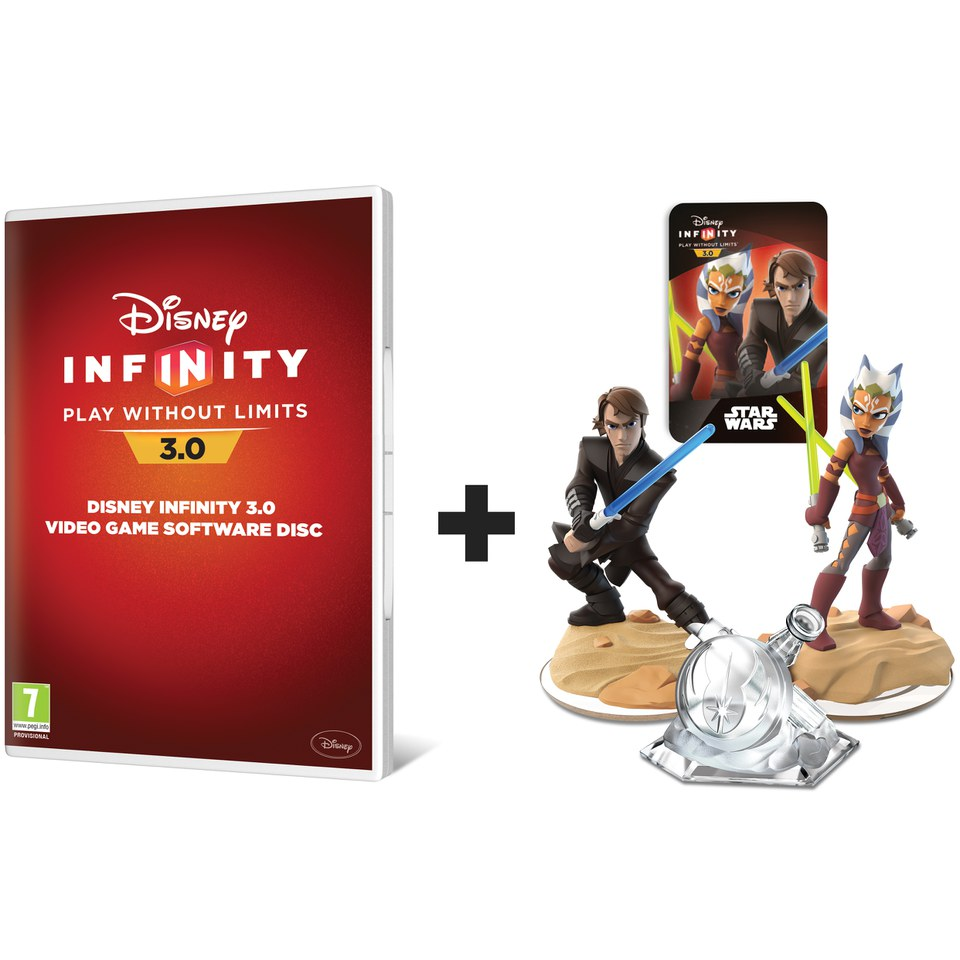 Disney Infinity 30 Video Disc With Twilight Of The
