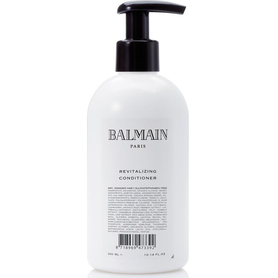 Balmain Hair Revitalising Conditioner 300ml Free