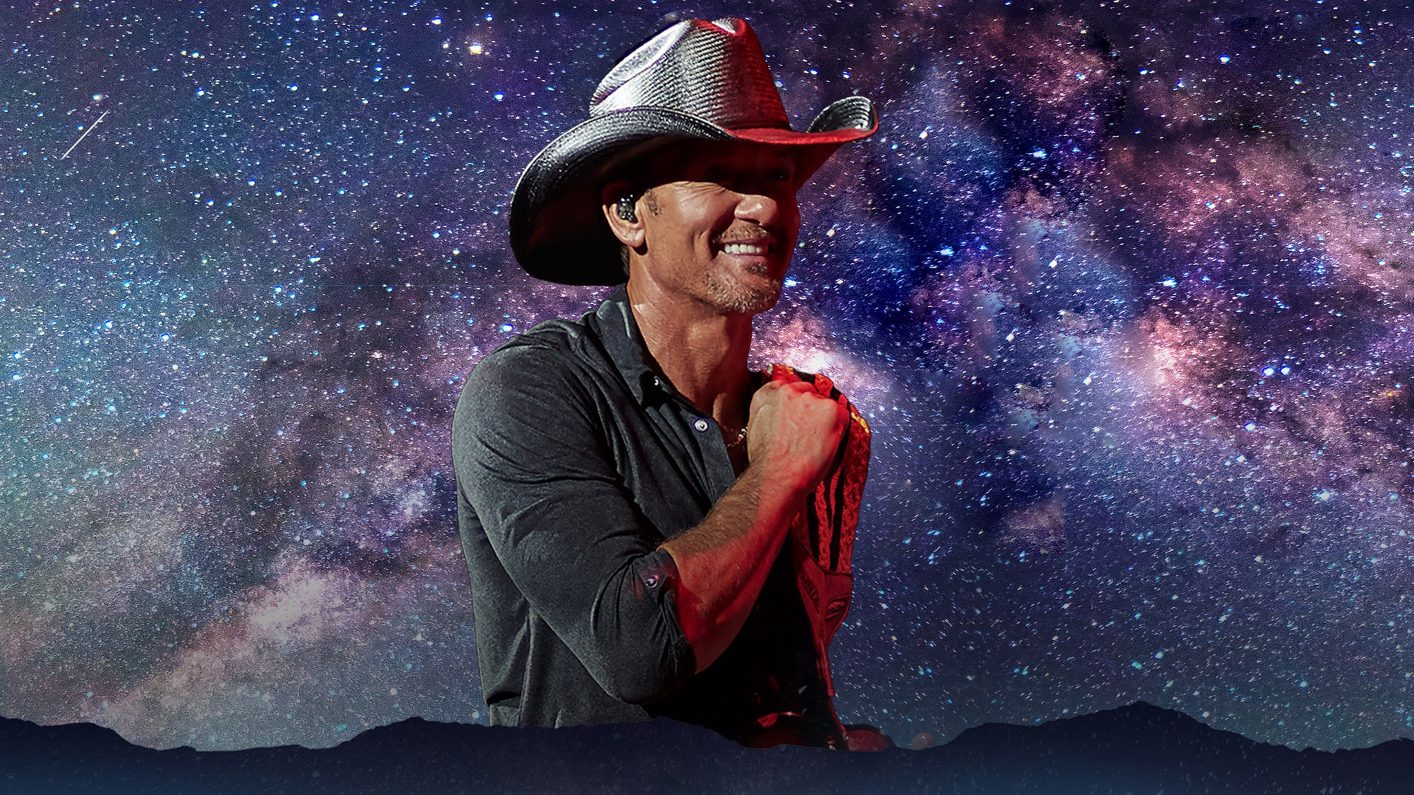 Tim McGraw presale password for early tickets in Sparks