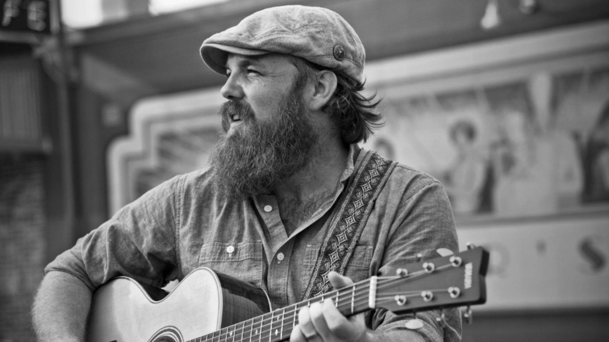 Marc Broussard presale password for performance tickets in Chattanooga, TN (The Walker Theatre)
