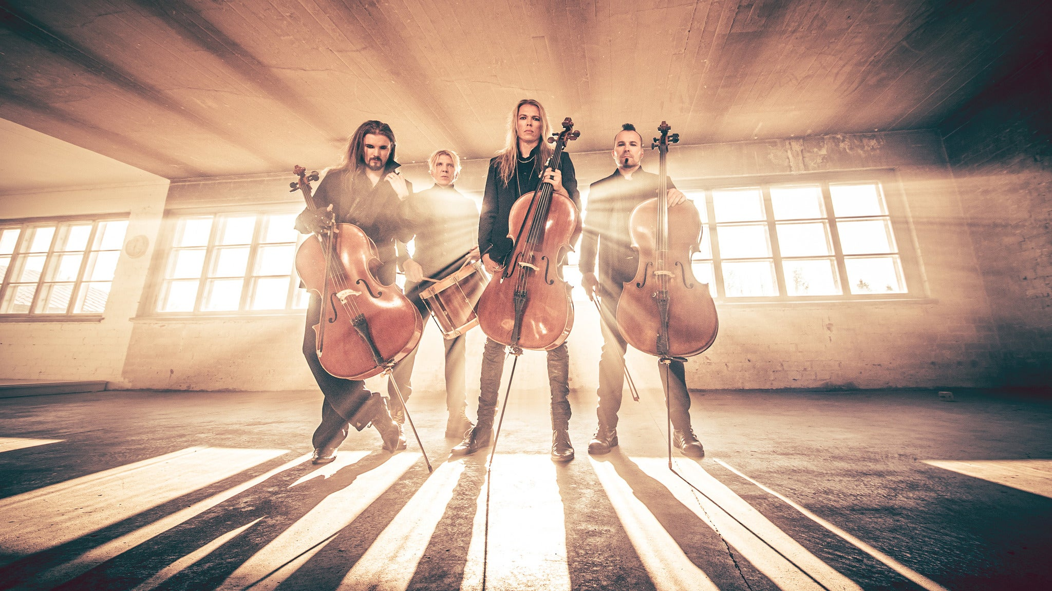 Apocalyptica - Cell-0 Tour pre-sale passcode for event tickets in Pittsburgh, PA (Roxian Theatre)
