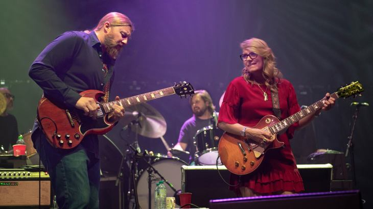 Tedeschi Trucks Fireside Live free presale password for early tickets in Wilmington