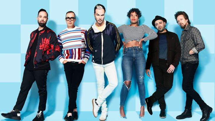 Fitz and The Tantrums free presale code for concert tickets in Lewiston, NY (Artpark Outdoor Amphitheater)