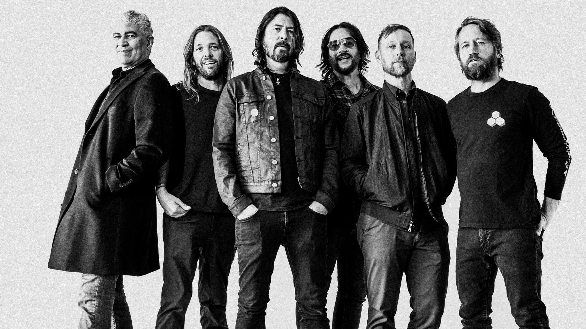 Foo Fighters.. presale passcode