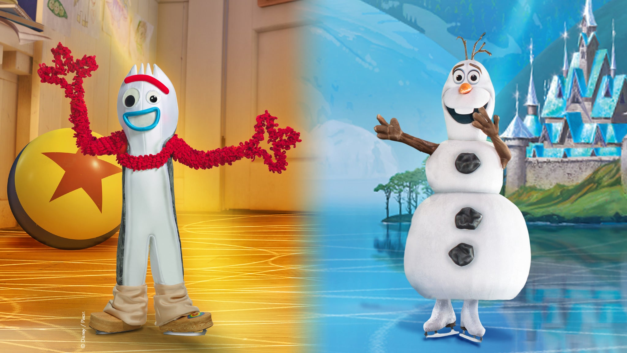 Disney On Ice presents Let's Celebrate presale password for show tickets in Buffalo, NY (KeyBank Center)