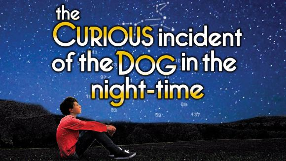 Image result for the curious incident of the dog in the nighttime walnut street theater