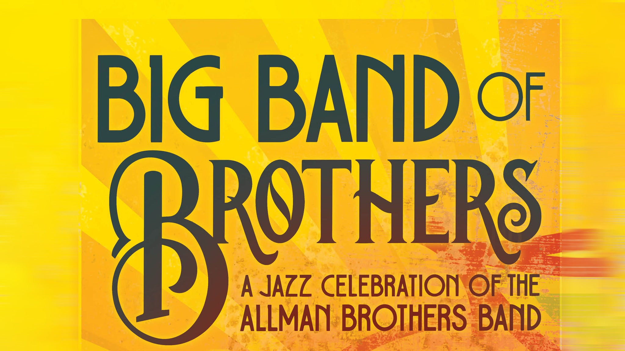 BIG BAND OF BROTHERS: A Jazz Celebration of the Allman Brothers Band presale code