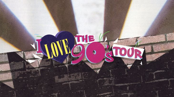 presale password for I Love The 90's Tour tickets in Warren - OH (Packard Music Hall)