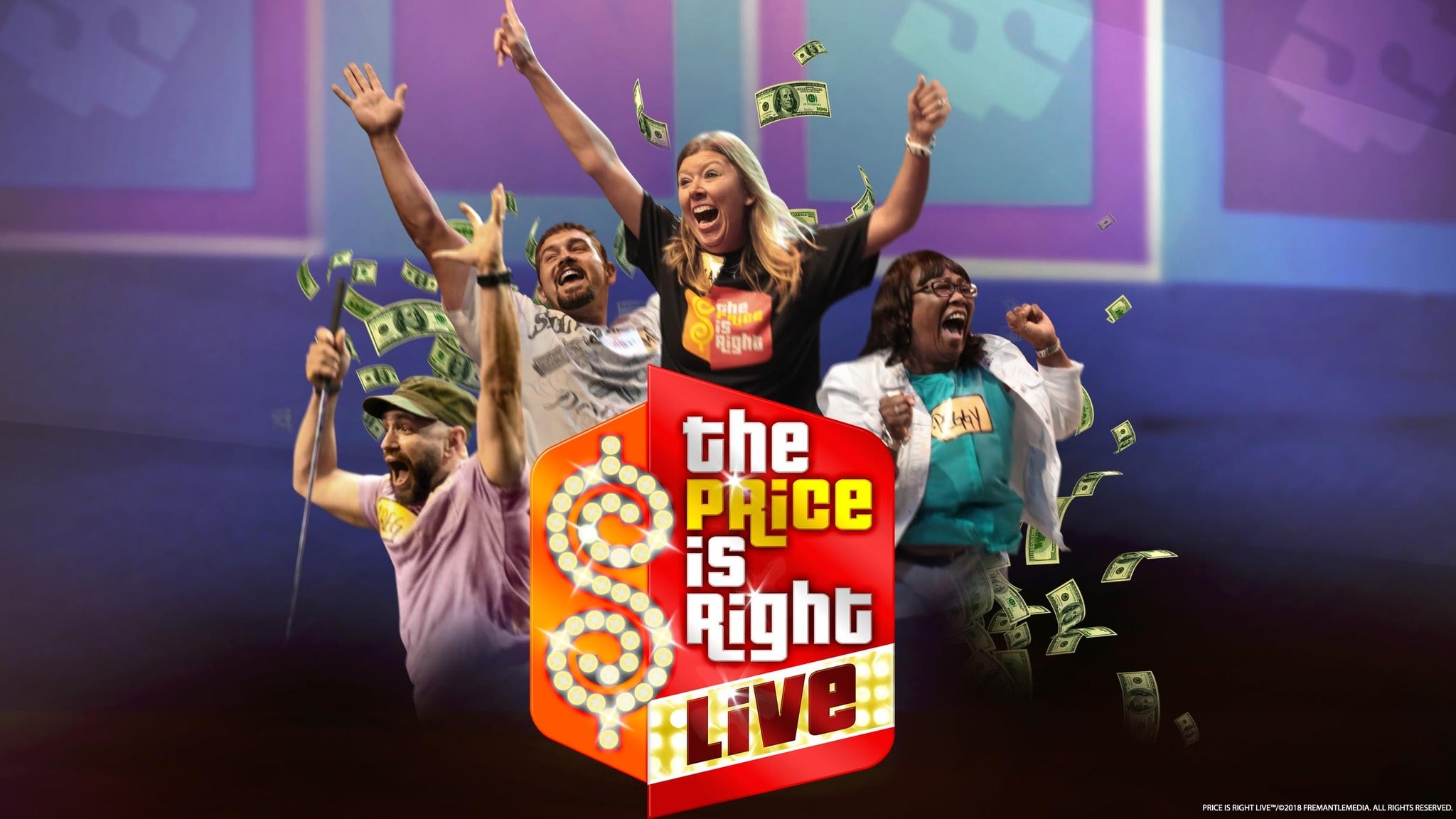 The Price is Right Live! presale password for early tickets in Saint Charles