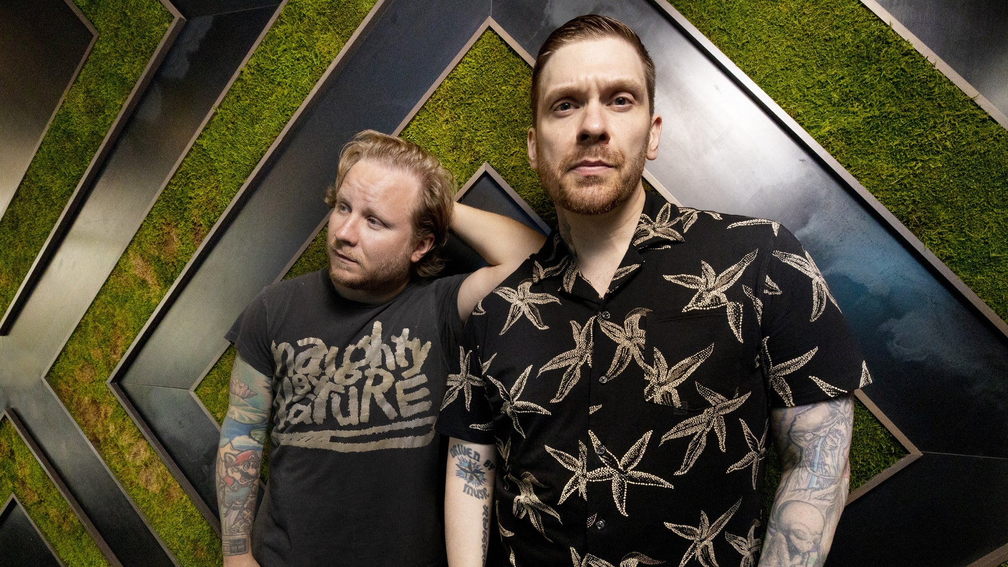 The 93.9 X-mas Show starring Smith & Meyers of Shinedown presale password