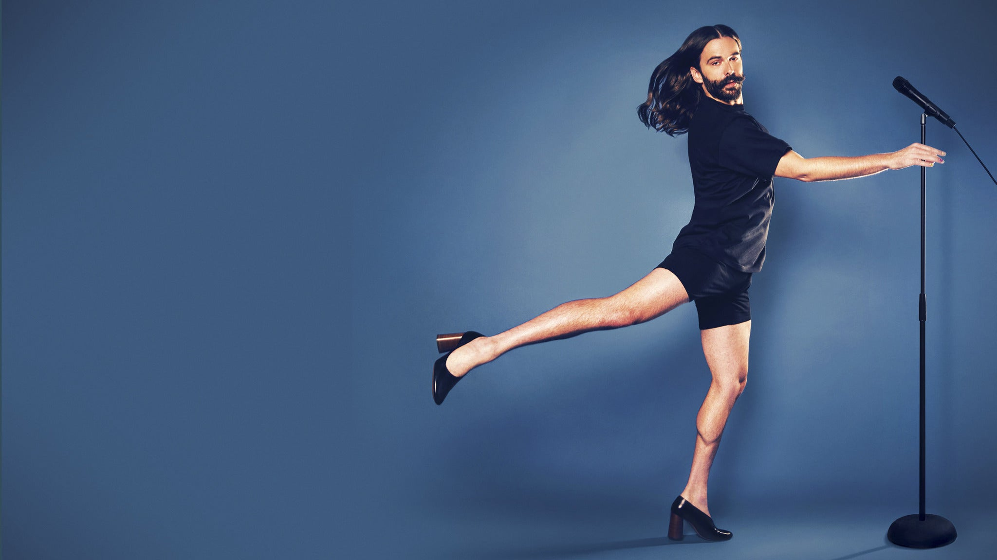 Jonathan Van Ness: Imaginary Living Room Olympian presale code for early tickets in Medford