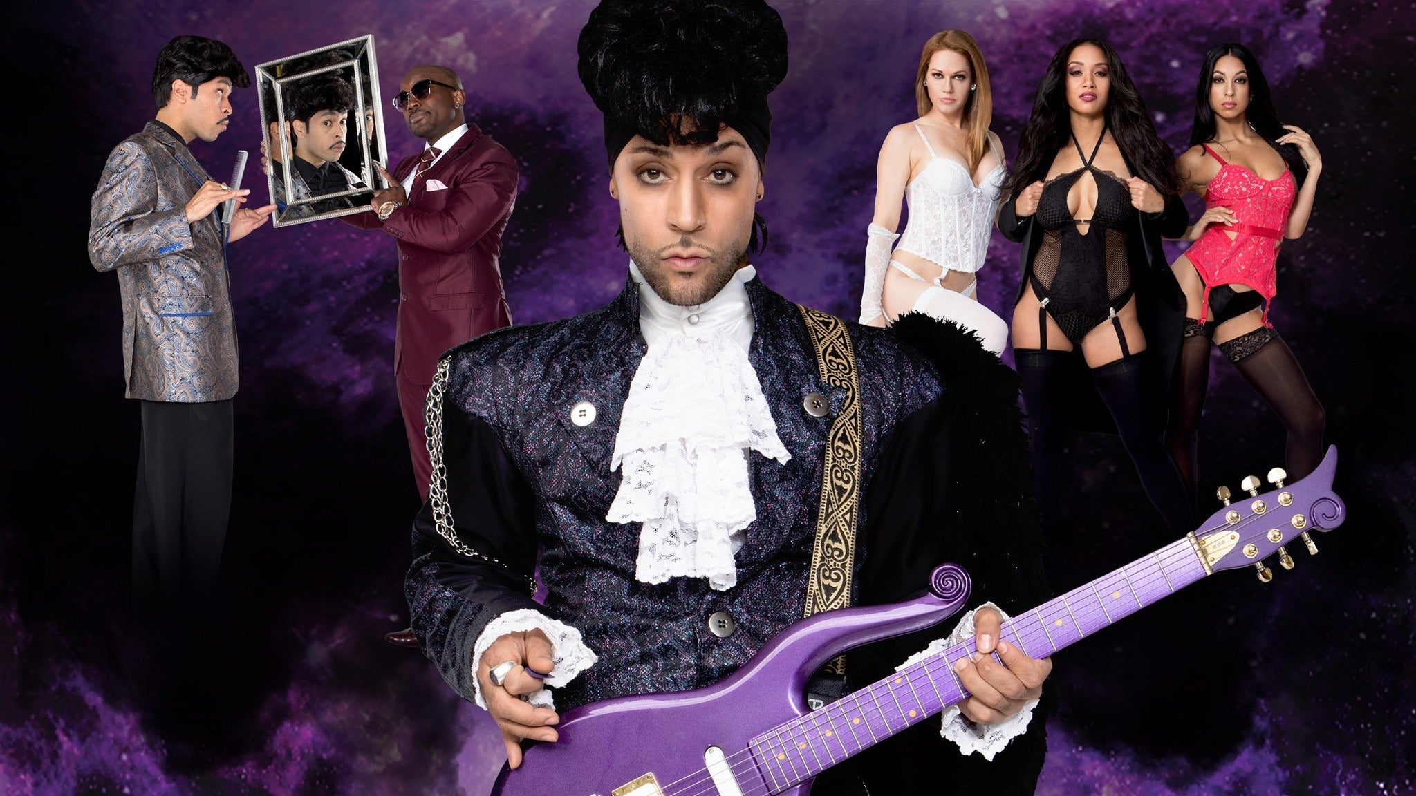 presale password for Purple Reign- THE Prince Tribute Show tickets in Waukegan - IL (Genesee Theatre)